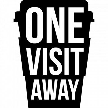 One Visit Away logo